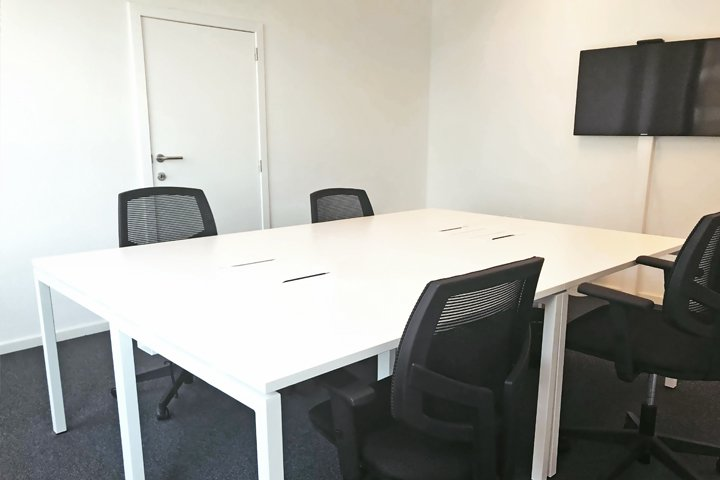 Co.Station Office | A fix office in Charleroi