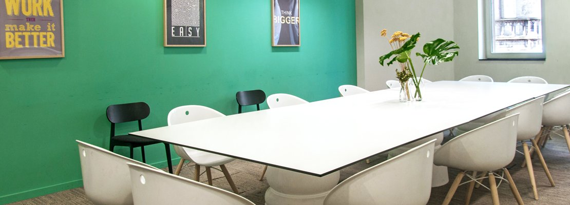 Co.Station Meeting Rooms | Available Meeting Rooms