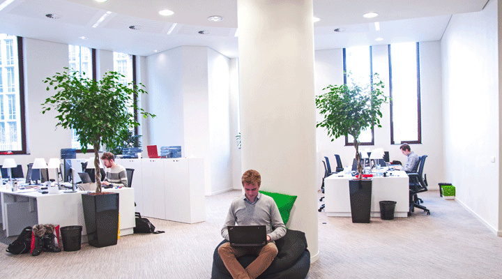 Co.Station Office | A shared fix office in Brussels, Gent, Charleroi and Antwerp