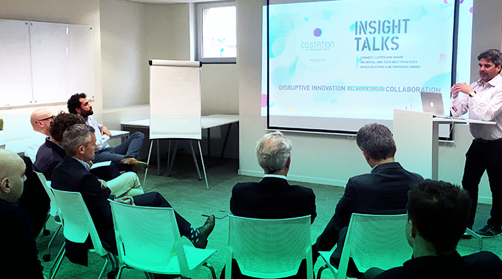 Insight Talks - Co.Station's Innovation programs for corporates