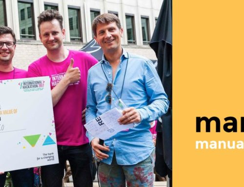 Meet the BNP Paribas International Hackathon Winners: Manual.to