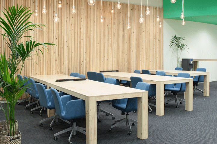 Co.Station Office | A flexible office in Brussels