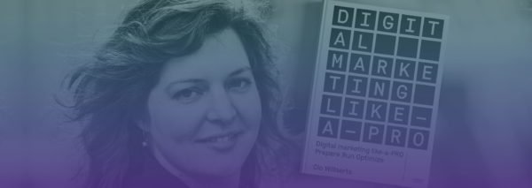 Clo Willaerts' book 'Digital Marketing Like a PRO' Launch Event