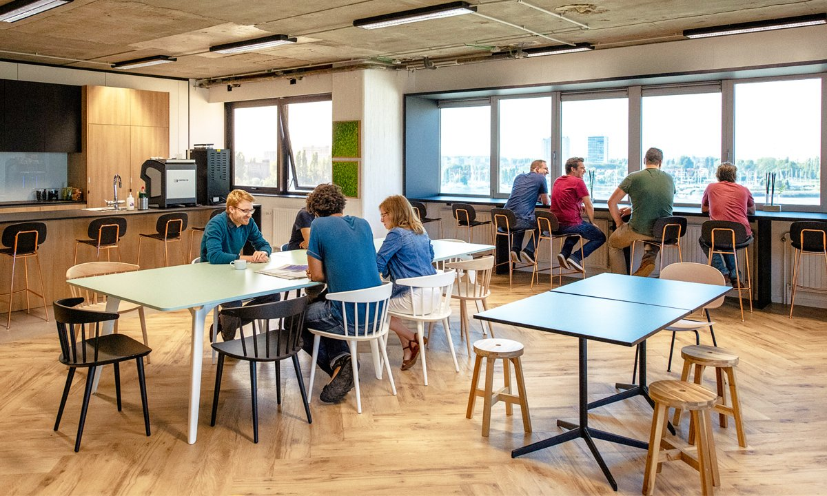 The Beacon Partners | An IoT coworking in Antwerp managed by Co.Station