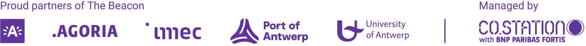 The Beacon Partners   An IoT coworking in Antwerp managed by Co.Station