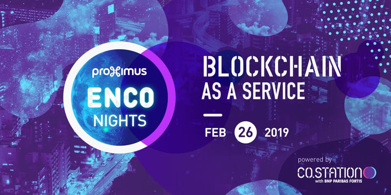 Co.Station Events | Proximus EnCo Night at Co.Station Charleroi