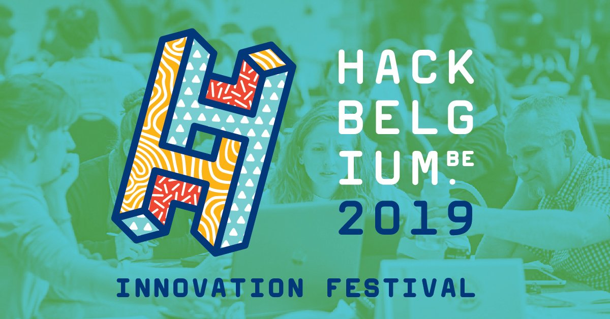Co.Station Events | Hack Belgium 2019, Innovation Festival, Tour & Taxis