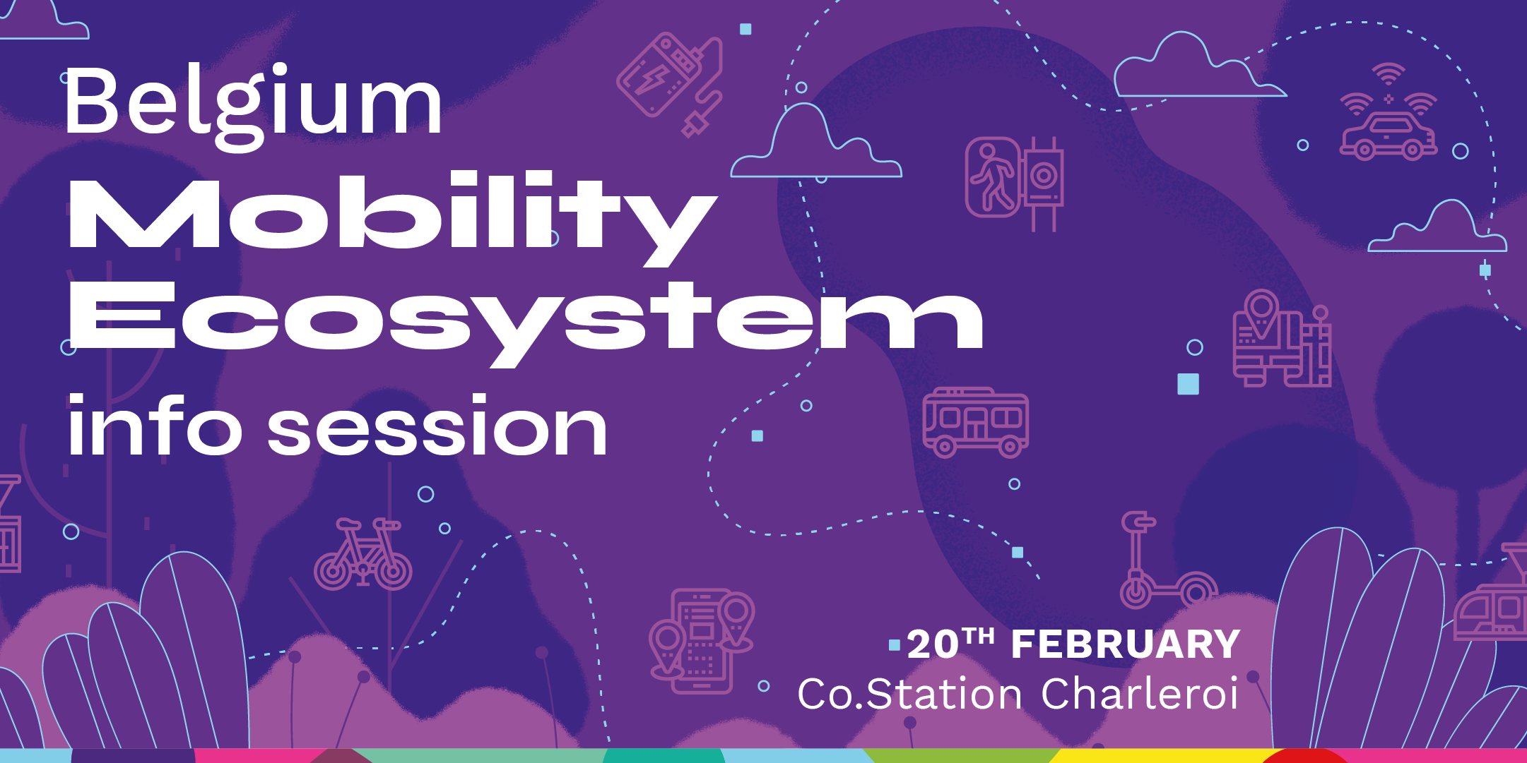 Co.Station Event | Mobility Ecosystem | Info Session | Co.Station Charleroi