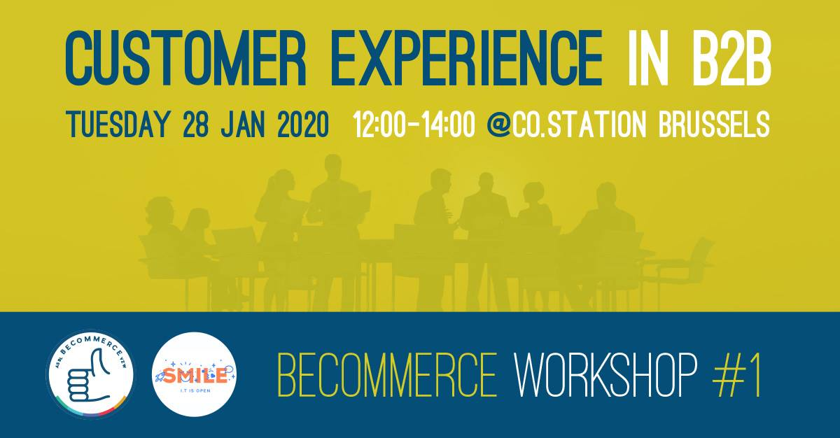 Co.Station Events |Customer experience in B2B