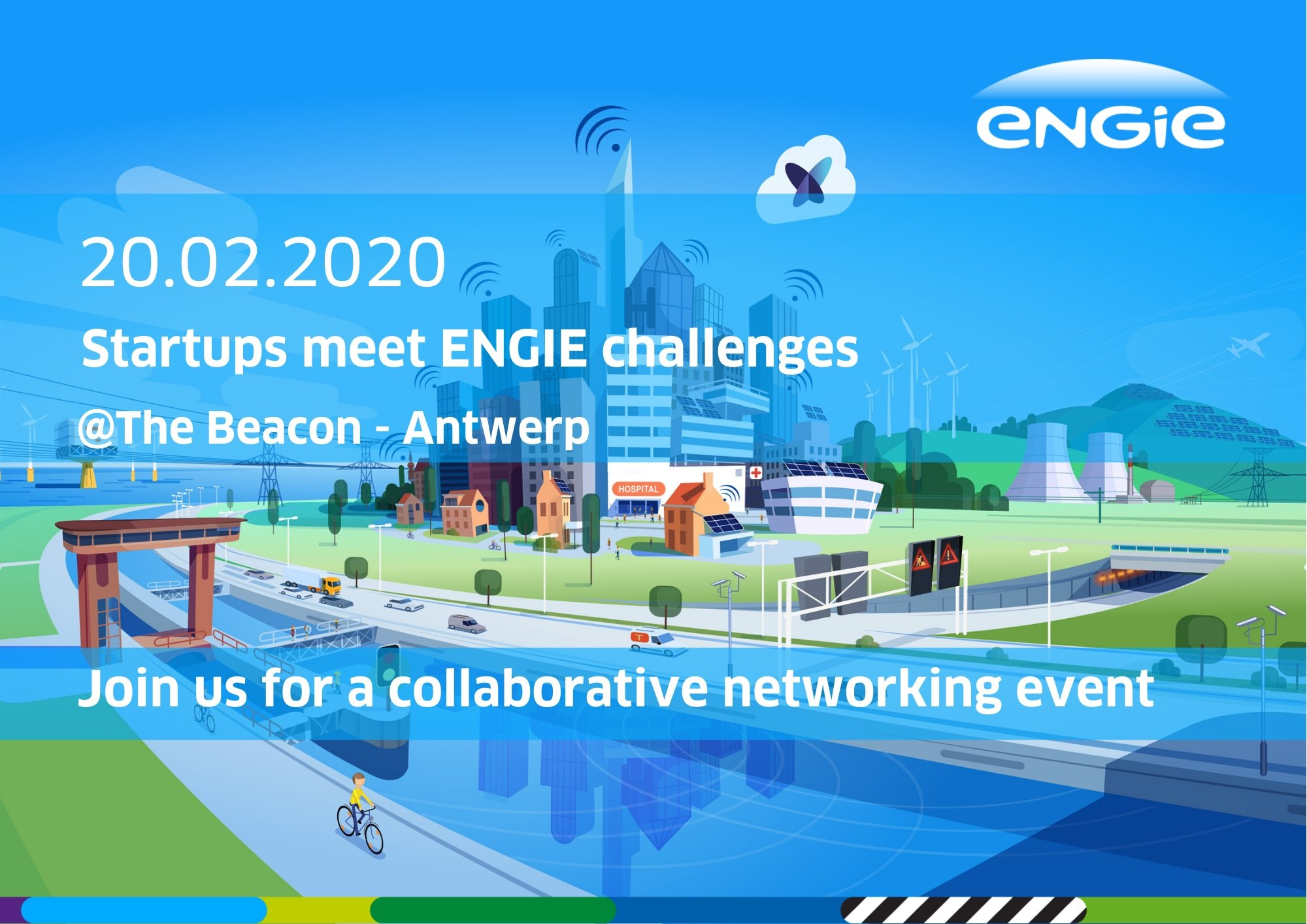 Co.Station Events | Startups meet ENGIE Challenges 💥