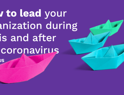 How to lead your organization during crisis and after the corona virus by Solvus